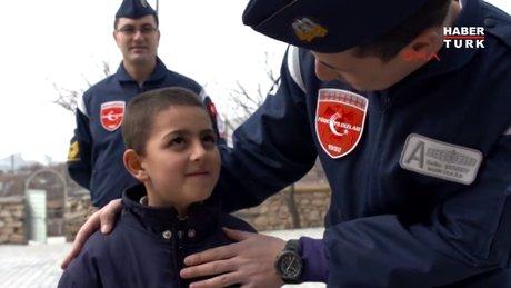 """Hava Kuvvetleri Komutanlığından """"23 Nisan"""" için kamu spotu"""