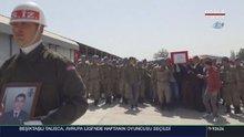 Şehit Uzman Çavuş Çubuk'un cenazesi Ordu'ya getirildi
