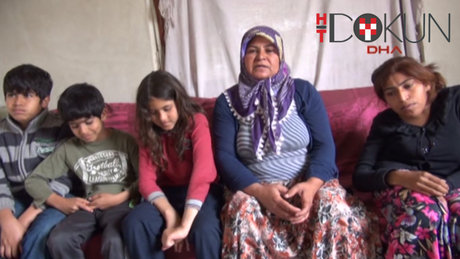 Yoksulluğu da mültecilerle paylaşıyor