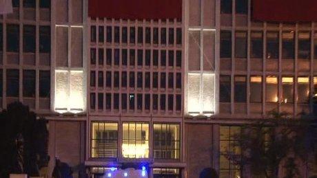 Güvenlikçi çalıştığı İBB binasının çatısında intihar etti