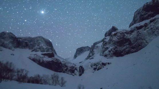 Çin'e meteor yağdı