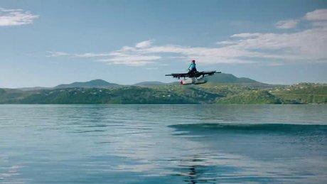 Larry Page'in uçan otomobili Kitty Hawk yıl sonunda hazır olacak