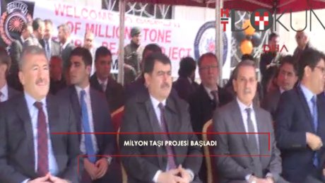 Milyon taşı projesi ile İstanbul'da güvenli turizm