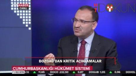 Bozdağ'dan 'vekalet' tartışmasına son nokta