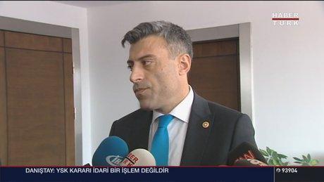 Öztürk Yılmaz AKPM'nin kararını değerlendirdi