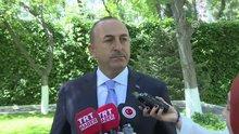 Dışişleri Bakanı Çavuşoğlu, AKPM'nin kararını değerlendirdi