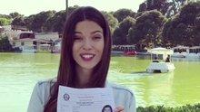Larissa Gacemer, Türk vatandaşı oldu