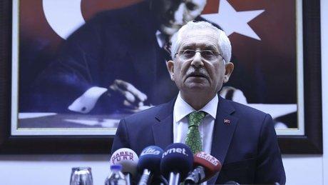 YSK Başkanı referandumun kesin sonuçlarını açıkladı