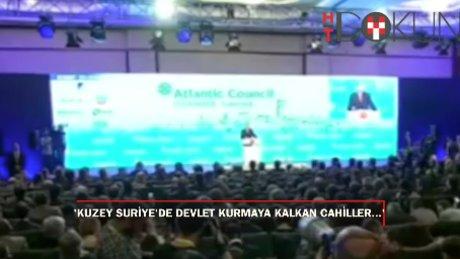 """Cumhurbaşkanı Erdoğan: """"Devlet kurma teşebbüsündeki cahillere müsaade etmeyiz"""""""