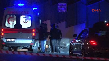 Sarıyer'de silahlı saldırı: 2 ölü