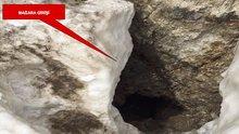 Kato Dağı'ndaki operasyondan görüntüler