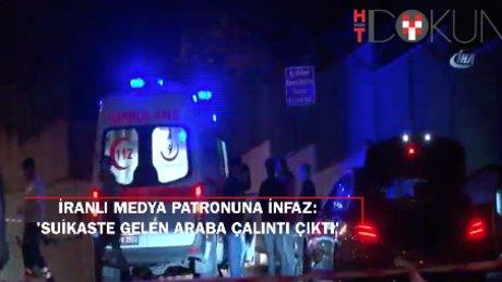 Çarşaf giyen şahıslar otomobile kurşun yağdırdı: 2 ölü