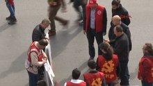 Bakırköy'deki 1 Mayıs kutlamalarında fotoğraflı kontrol