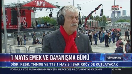 DİSK Genel Başkanı Kani Beko işçilerin sorunlarını dile getirdi