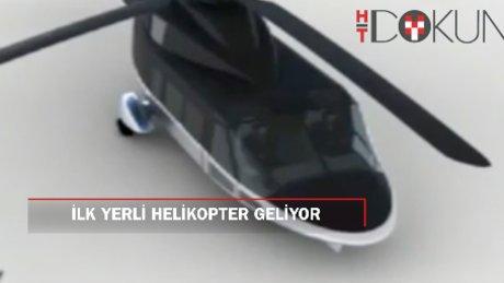 İlk Türk helikopteri T-625, IDEF'te çıkacak