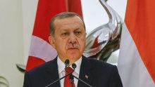 Cumhurbaşkanı Erdoğan'dan BM'ye eleştiri: Sadece elma şekeri dağıtıyorlar