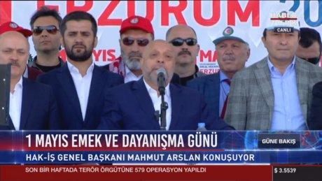 HAK-İŞ Genel Başkanı işçilerin sorunlarını dile getirdi