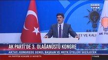 AK Parti'den olağanüstü kongre ve Erdoğan'ın üyeliği için açıklama