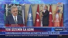 AK Parti'deki 2. Erdoğan dönemini Hayati Yazıcı değerlendirdi