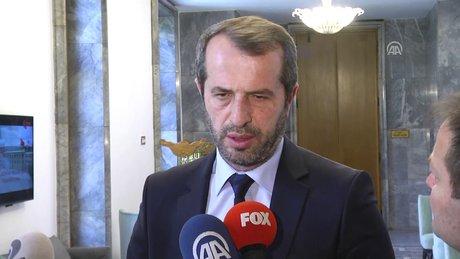 Saffet Sancaklı'dan Erdoğan'ın ziyaretine ilişkin açıklama