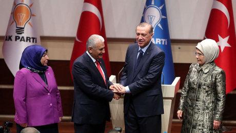 Cumhurbaşkanı Erdoğan resmen AK Partili