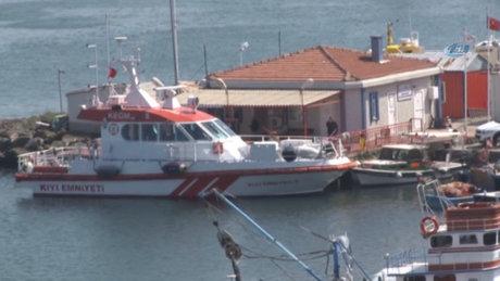Boğaz'da batan Rus istihbarat gemisi