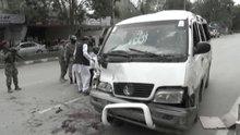 Kabil'de NATO askerlerini taşıyan konvoya saldırı: 8 ölü, 25 yaralı