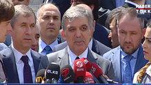 Abdullah Gül'den Baykal'a yanıt