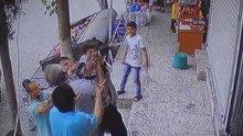 Balkondan düşen 2 yaşındaki Elif'i havada yakalayıp kurtardılar
