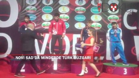 Milli güreşçimiz Soner Demirtaş, Avrupa şampiyonu