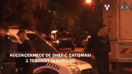DHKP-C operasyonunda çatışma: 1 ölü