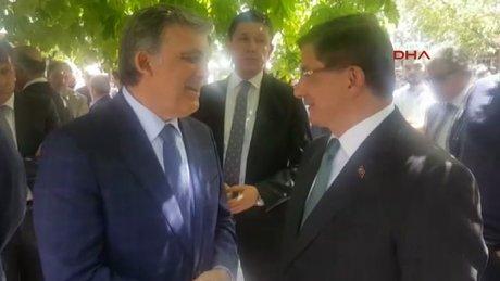 11. Cumhurbaşkanı Abdullah Gül taziyeleri kabul etti