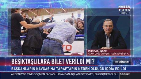 Işık Eyigüngör, Habertürk TV'ye konuştu