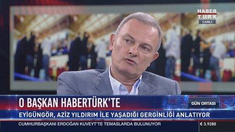 Işık Eyigüngör, Habertürk TV'de