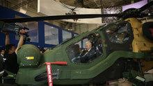 Başbakan Binali Yıldırım Savunma Sanayi Fuarı'nda