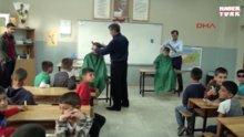 Berber kardeşlerden herkese örnek olacak sosyal sorumluluk projesi