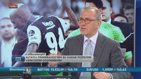 Fatih Altaylı Beşiktaş-Fenerbahçe derbisini yorumladı