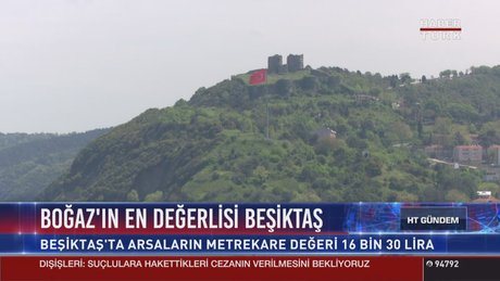 Boğaz'ın en değerlisi Beşiktaş