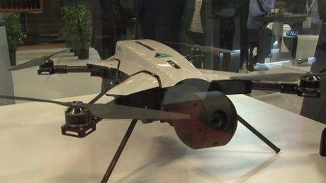 """Gökyüzünün yeni askerleri """"Kamikaze Drone""""lar"""