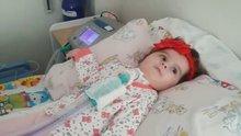 11 aylık Duru Meriç'in yaşayabilmesi için ilaca ihtiyacı var!