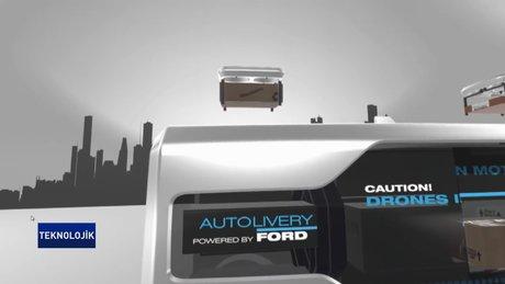 Otonom araç ve otonom drone
