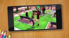 The Sims mobil oyunu fragmanı