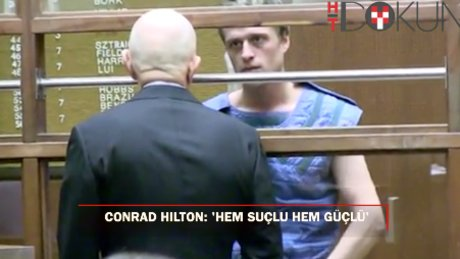 Hilton'un varisi Conrad Hilton LA'de araba çaldı.