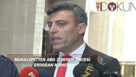 """CHP Genel Başkan Yardımcısı Yılmaz: - """"ABD, Fırat'ın doğusunda kendisine bir ortak bulmuş"""""""