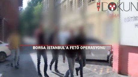Borsa İstanbul'a FETÖ operasyonu