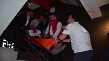 CHP'li Bülent Tezcan'ın vurulması (Arşiv)