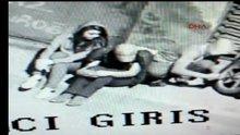 Motosiklet hırsızı genç kız yakalandı