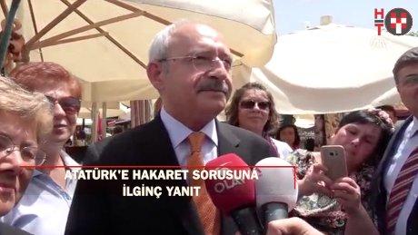 """Kılıçdaroğlu'ndan Zübeyde Hanım yorumu: """"Eğer cennet annelerin ayakları altındaysa..."""""""