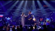 Eurovizyon'da skandal Jamala'nın karşısında külodunu indirdi