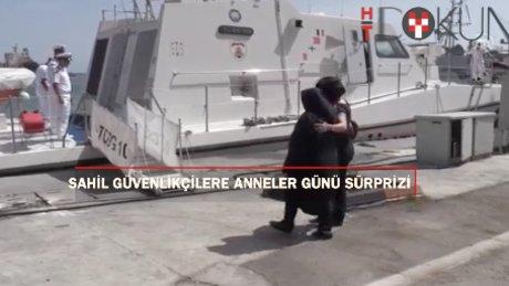 Akdeniz'in koruyucularına Anneler Günü sürprizi